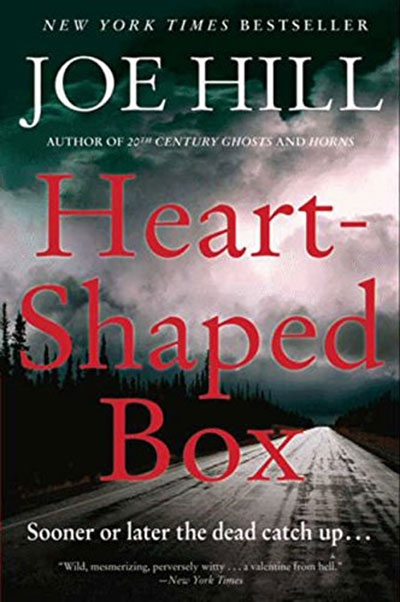 HEART-SHAPED BOX