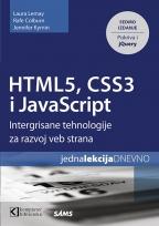 HTML5, CSS3 i JavaScript za razvoj veb strana