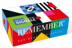 Igra memorije, 44 komada - Remember Signale
