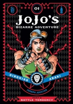 Jojo's Bizarre Adventure: Part 2 - Battle Tendency, Vol. 1