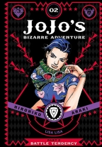 Jojo's Bizarre Adventure: Part 2 - Battle Tendency, Vol. 2