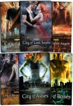Set 6 Books Collection: Mortal Instruments Series