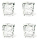Shot Glasses Fish - Set od 4