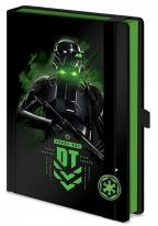 Agenda Star Wars Rogue Death - Death Trooper