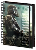 Agenda Star Wars Rogue Death - Trooper