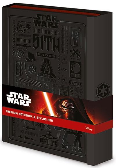 Agenda A5 Star Wars - Icongraphic