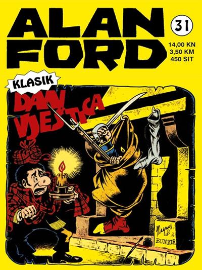 Alan Ford klasik 31: Dan vještica