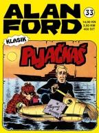 Alan Ford klasik 33: Pljačkaš