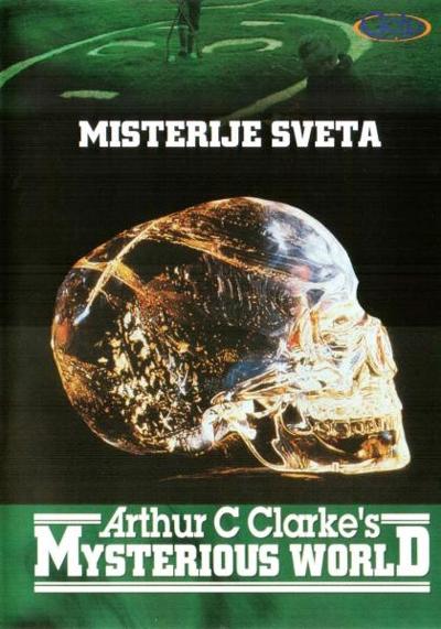 ARTUR KLARK MISTERIJE SVETA 2 DVD