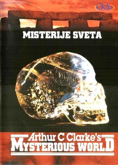 Artur Klark Misterije sveta 3 dvd