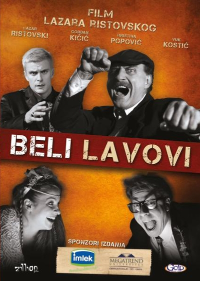 BELI LAVOVI DVD