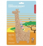 Corkboard Magnetic Giraffe