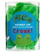 Crazy Frog Shower Cap
