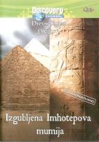 Discovery: Drevni Egipat 5, Izgubljena Imhotepova mumija dvd 1