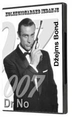 james bond 007 dr no dvd