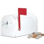 Mailbox Safe White