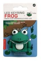 Frog Led Key Chain
