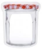 Medium Jam Zipper Jar Bag
