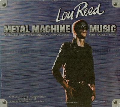 Metal Machine Music, CD