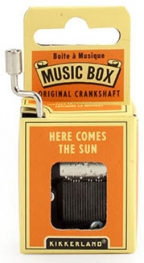 Music Box - Here Comes The Sun