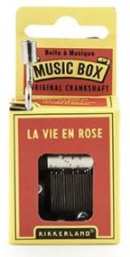 Music Box - La Vie En Rose