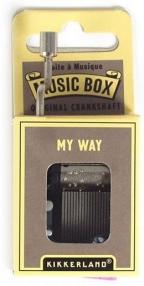 Music Box - My Way