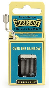 Music Box - Over The Rainbow