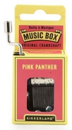 music box - pink panther