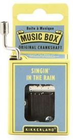 Music Box - Singing In The Rain