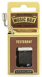 Music Box - Yesterday