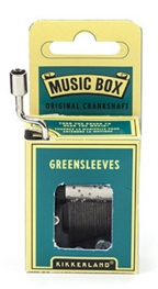 Music Box, Greensleeves