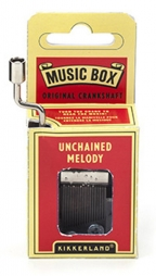 Music Box, Unchained melody