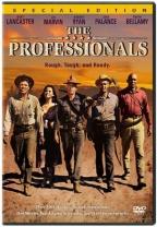 PROFESIONALCI, DVD