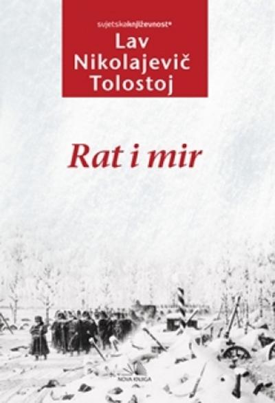 RAT I MIR, TREĆI TOM