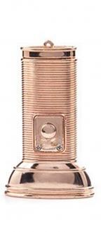 Flat Flashlight Copper