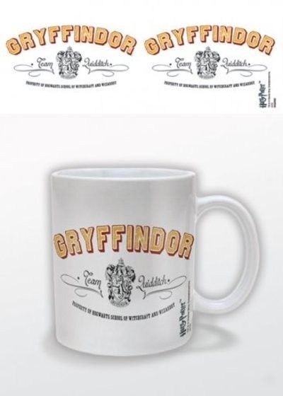 Šolja Harry Potter - Gryffindor Team