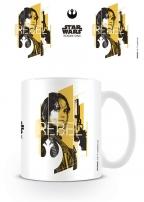 Šolja Star Wars, Rogue One - Jyn Rebel