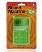 sound machine - cartoon specia