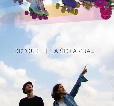 A To Ak Ja Detour Delfi Knjižare Sve Dobre