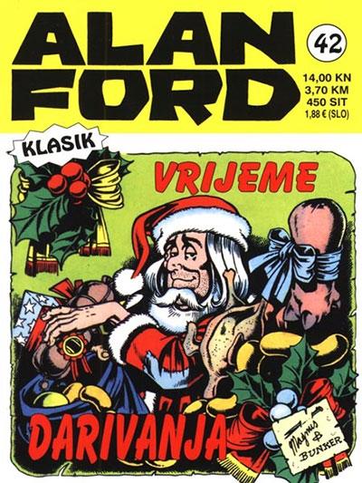 Alan Ford klasik 42: Vrijeme darivanja