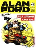 Alan Ford klasik 44: Bila jednom nagrada