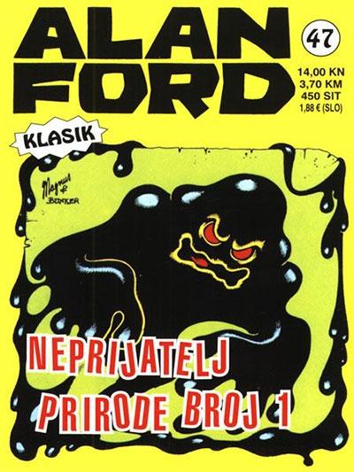 Alan Ford klasik 47: Neprijatelj prirode br. 1