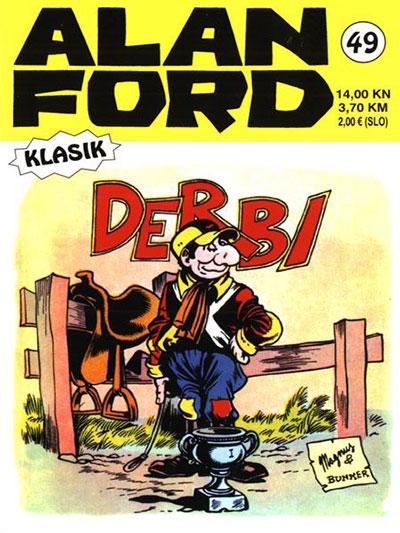 Alan Ford klasik 49: Derbi