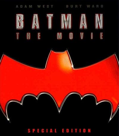 BATMAN: THE MOVIE (1966) - BLU RAY