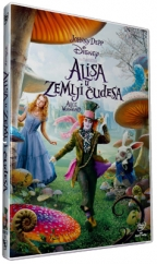 DVD, ALISA U ZEMLJI ČUDESA
