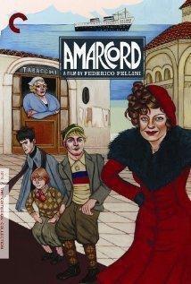 Amarcord dvd