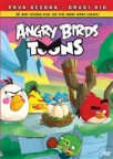 dvd angry birds toons s1 vol2