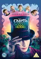 DVD CHARLIE I TVORNICA ČOKOLADE