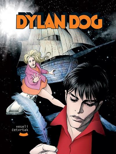 DYLAN DOG KNJIGA 25