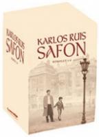 Komplet knjiga Safon 1-5